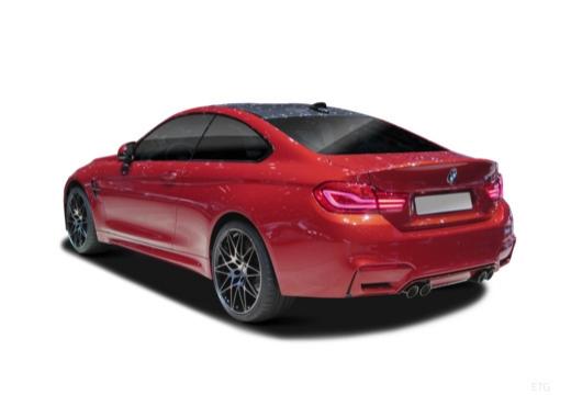 BMW M4 Coupé 3.0 431 M DKG E6d-T