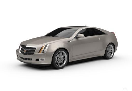 CADILLAC CTS Coupe 6.2 V8 CTS-V