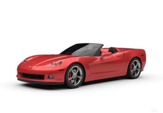 CHEVROLET Corvette Cabriolet 6.2 V8 659 Z06 BA