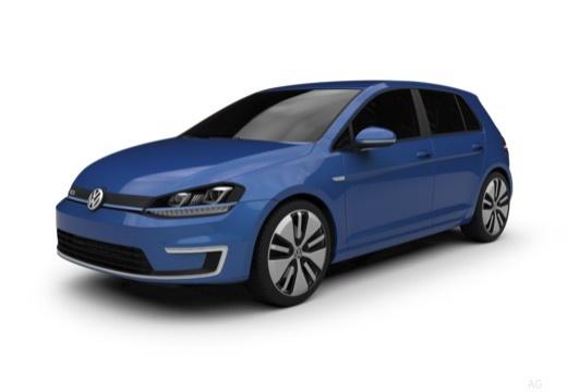 Volkswagen e-Golf 136ch