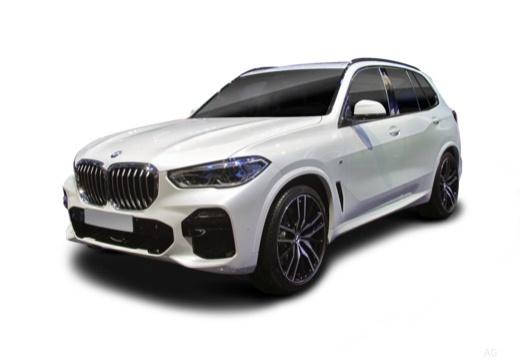 BMW X5 M50dA xDrive 400