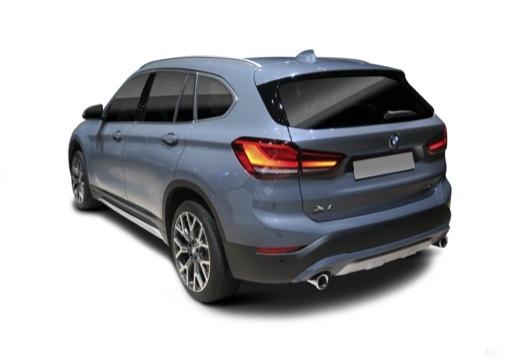 BMW X1 xDrive18dA 150 Bus Design